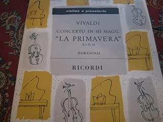 Best vivaldi primavera piano Reviews