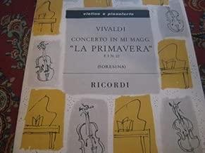 Vivaldi Concerto in E major,