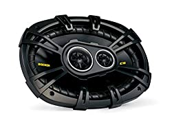 Kicker 40CS6934 6x9 inch 3-Way Speakers