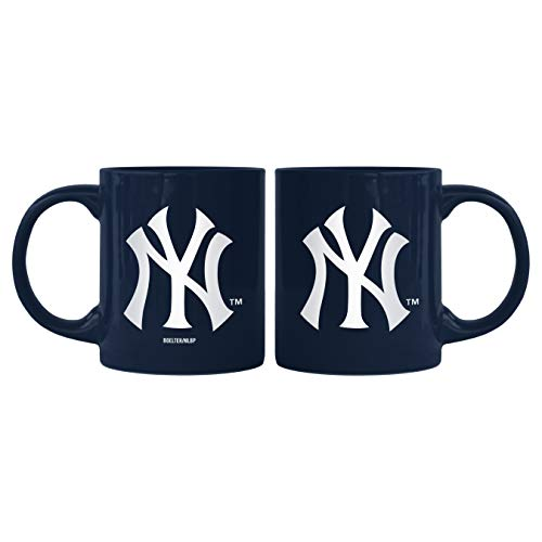 Boelter Brands New York Yankees MLB - Taza (325 ml)
