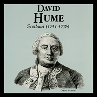 David Hume audiobook cover art