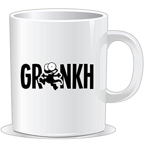 getshirts - Gronkh Official Merchandising - Tasse - Lurch sw - Uni Uni