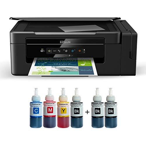 Tinta para Epson L382 5760 X 1440 dpi, A4 33 ppm, multifunción, 100 hojas