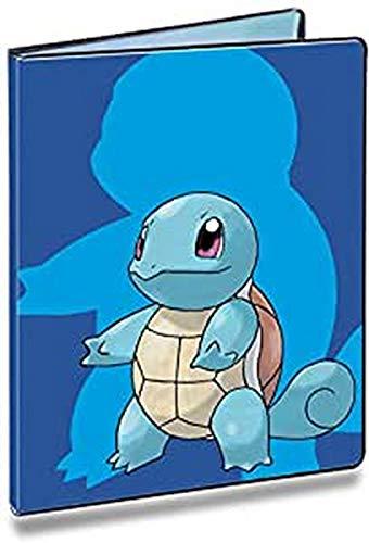 Ultra Pro Squirtle 9-Pocket Portfolio for Pokemon