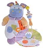 Tris & Ton Pack regalo recién nacido peluche doudou cinta chupete cesta...