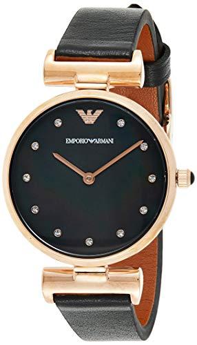 Emporio Armani Reloj Analógico para Mujer de Cuarzo AR11296