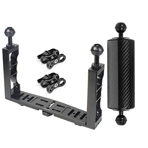 CNC mango de aleación de aluminio mango estabilizador