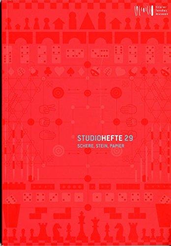 Studiohefte 29. Schere, Stein, Papier
