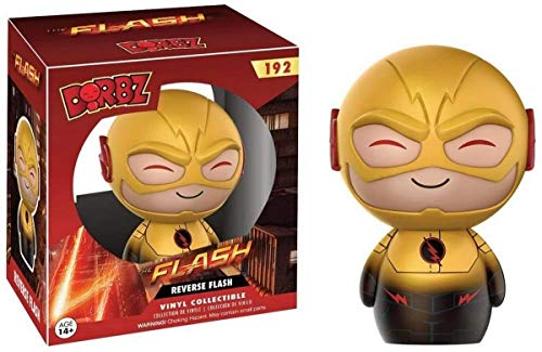 Dorbz: DC: Flash Exclusiva