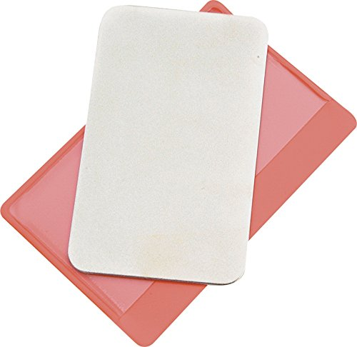 DMT d'affûtage Dia-Sharp, Fine, de la Taille d'une Carte de crédit, 7,62 cm, D3F, Claire