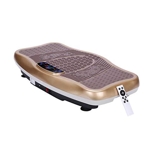 CLING Vibrationsplatte,Ultra-leiser Motor, super tragend / 120 Gänge optional/Magnetmassage