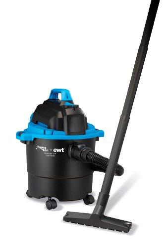 AquaVac Boxter 15 P Trommel-Vakuum 15l 1100W Schwarz, Blau - Staubsauger (1100 W, Trommel-Vakuum, 15 l, Schwarz, Blau, Trocken und naß, Professionell)