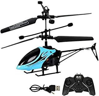 FLAIGO RC Helicopter, Remote Control Helicopter Mini Military Series Helicopter for Kids & Adult Indoor Micro RC Helicopte...