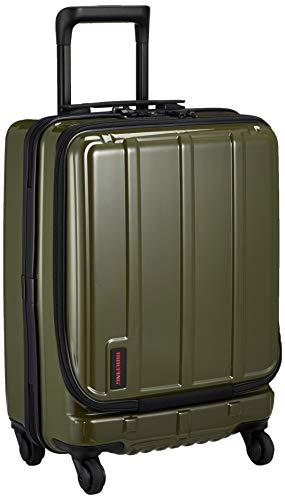 [ブリーフィング] 【公式正規品】 スーツケース 機内持ち込み可 フロントオープン 34L 53 cm 3kg H-34F SD OLIVE