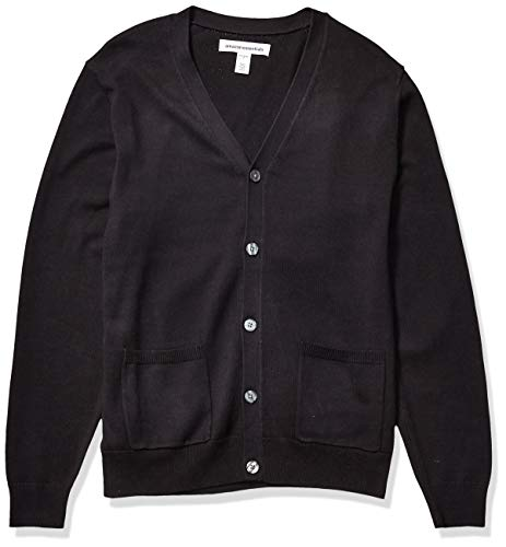 Black Cashmere Sweaters for Men's