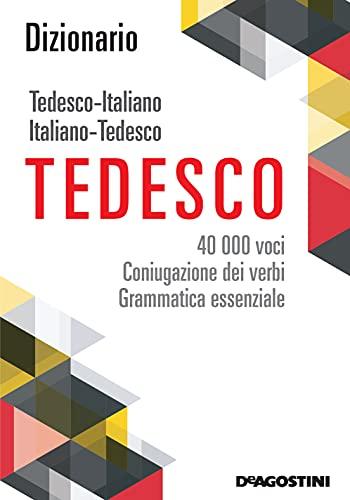 Maxi dizionario tedesco - italiano, italiano - tedesco. 40.000 voci, coniugazione dei verbi, grammatica essenziale
