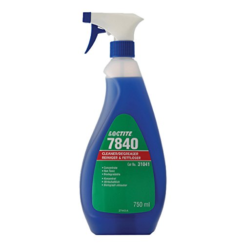 Loctite Greenstar 14019 7840 Spray de Nettoyant dégraissant concentré pour Applications Multiples 750 ML
