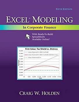 Excel Modeling in Corporate Finance