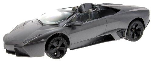 Scale: 1:14 Lamborghini Reventon Roadster Radio Remote Control Model Sports Car R/C RTR (Color Gray)