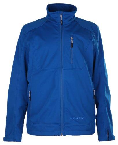 High Peak Cleveland Veste Softshell pour Homme Bleu Bleu s