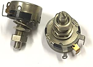 locking potentiometer knob