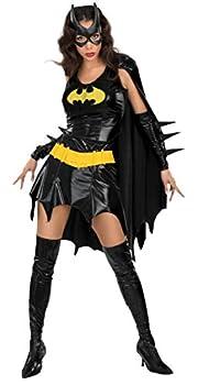 Secret Wishes Women s DC Comics Deluxe Batgirl Costume As Shown Medium