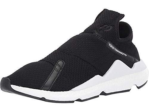 adidas Y-3 by Yohji Yamamoto Y-3 Reberu Core Black/Core Black/Footwear White UK 11.5 (US Men's 12, US Women's 13) Medium