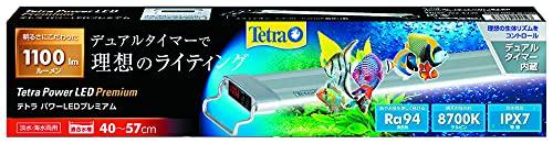 テトラ (Tetra) 水槽 パワーLEDプレミアム40 Mサイズ (x 1)