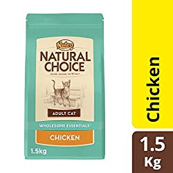 NUTRO Cat WE Adult Chicken, 1.5kg (Pack of 8)