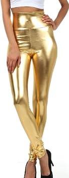 Best metallic gold tights Reviews