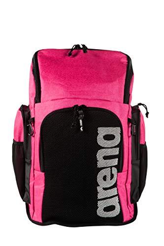 ARENA Team 45 Swim Backpack, Pink Melange, T45L, Rosa (Pink Melange), Einheitsgröße