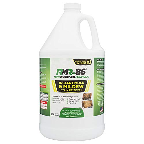 RMR-86 Instant Mold and Mildew Stain Remover Spray - Scrub...