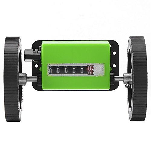 Meterzähler - 1pc Mechanischer Längenzähler Meterzähler Rollendes Rad