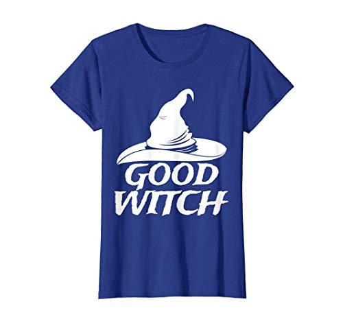 Disfraz de la fiesta de brujas de Halloween para mujeres Camiseta