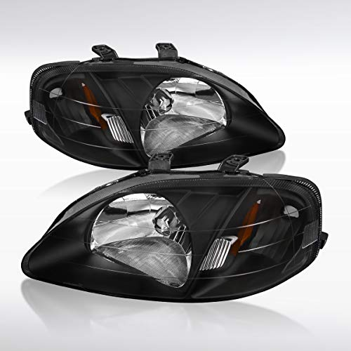 00 civic headlight assembly oem - 6