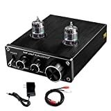 FX AUDIO Home Audio GE5654 Tube Preamp—Upgrade Electronic Hi-Fi Stereo Vacuum Tube Preamplifier