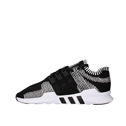 adidas adidas Herren EQT Support ADV Primeknit Sneakers, Schwarz Negbas Negbas Ftwbla, 38 EU