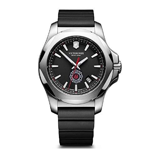Victorinox 249104.1 Schwarz Stahl 316 L Mann Uhr