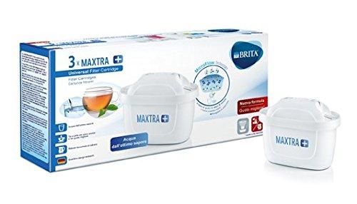 Brita filter voor waterfilter Maxtra +, kunststof/kolen/harsen
