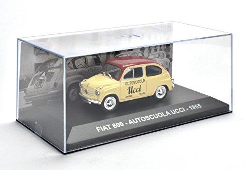 VEHICULES PUBLICITAIRES FIAT 600 Driving School 1955 -Ref 000