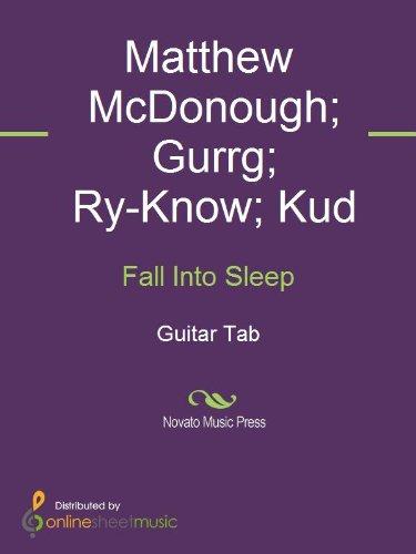 Fall Into Sleep (English Edition)