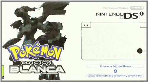 Consola Dsi Pokémon (Blanca) con Pokémon