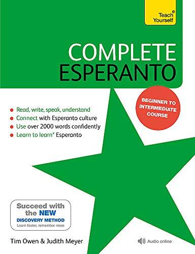 Complete Esperanto: Learn to read, write, speak and understand Esperanto (Teach Yourself) (Paperback)