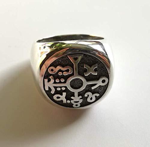 Kabbalah ring - Seal of Solomon Solomon rings, ancient and antique rin