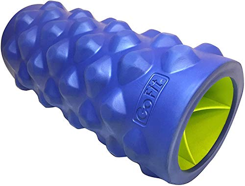 GoFit Extreme Massage Go Roller - Massage Bar and Training Manual