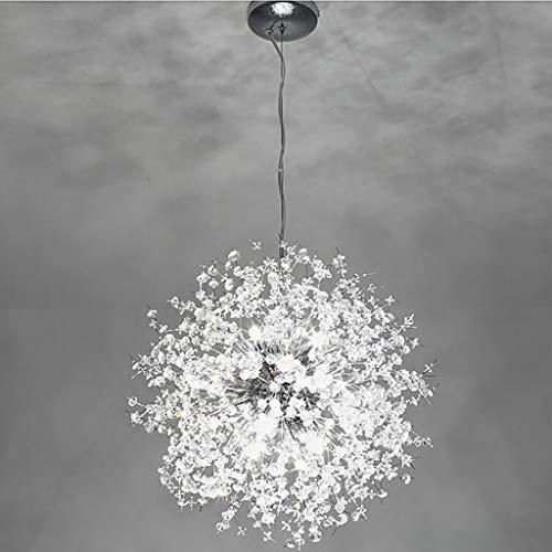 MQW Fuoco d'artificio Lampada a Sospensione Design Speciale Dente di Leone in Acrilico LED...