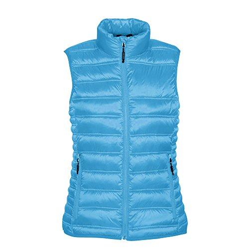 Stormtech ST159 Basecamp Gilet Thermique pour Femme Bleu électrique Taille XL