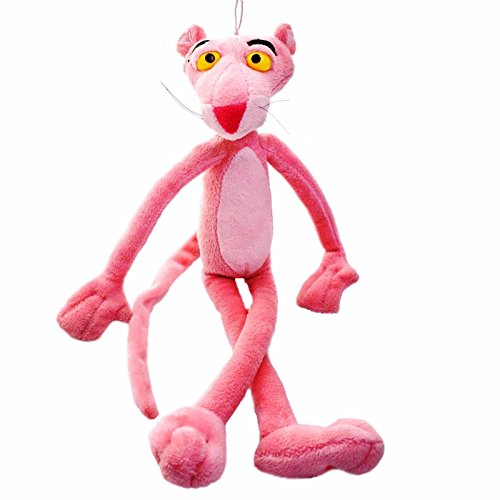 New Horizons Production The Pink Panther 15 Inch Tall Plush Toy