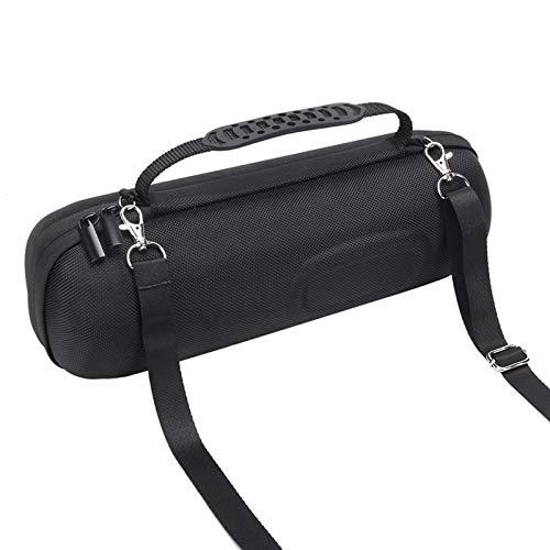 Ishine Estuche de viaje duro de repuesto impermeable con cremallera bolsa organizador para altavoz Bluetooth JBL Charge5