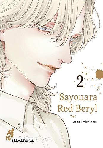 Sayonara Red Beryl 2: Vampir-Yaoi-Manga ab 16 - unwiderstehlich und anziehend